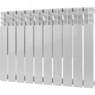 Радиатор биметалич. ROMMER Optima BM 500-10секц.