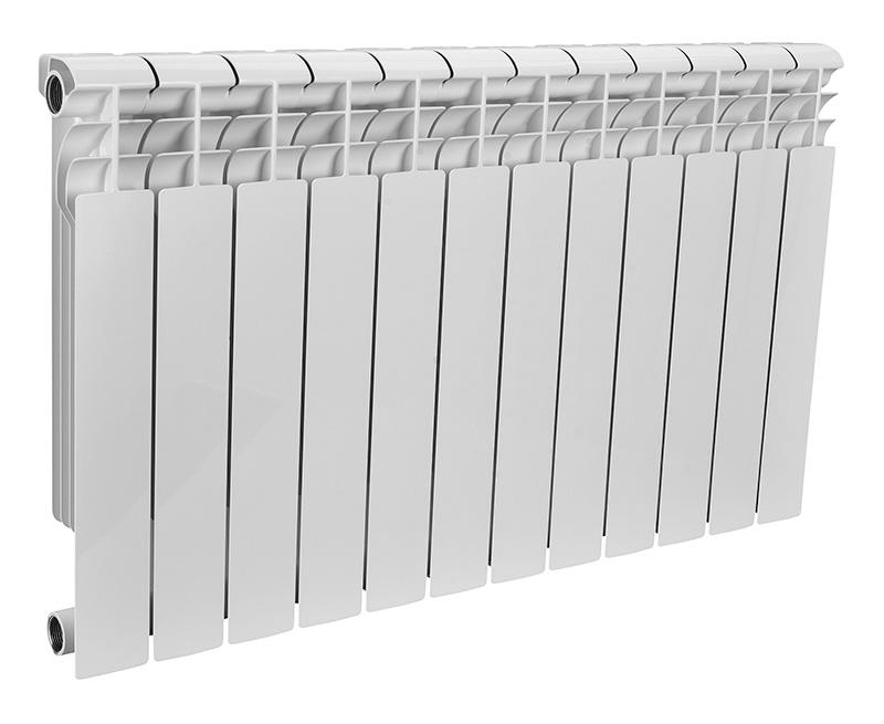 Радиатор биметалич. ROMMER Optima BM 500-12секц.