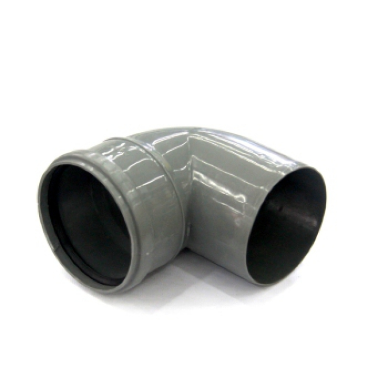 Отвод канализационный 110х87,5
