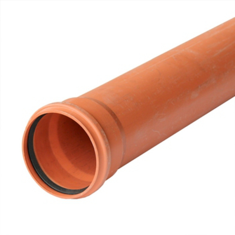 Труба НПВХ SN 110х3,2х1000