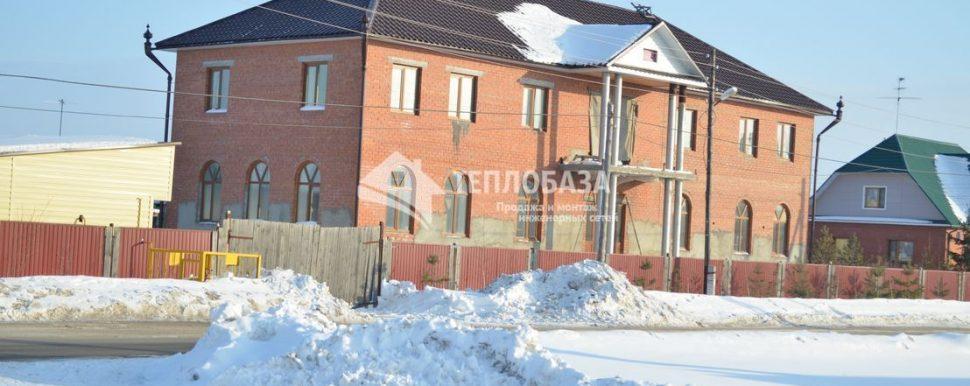 дом п. Боровое ул. Новая Озёрная