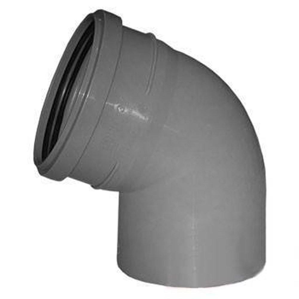 Отвод канализационный 110х45