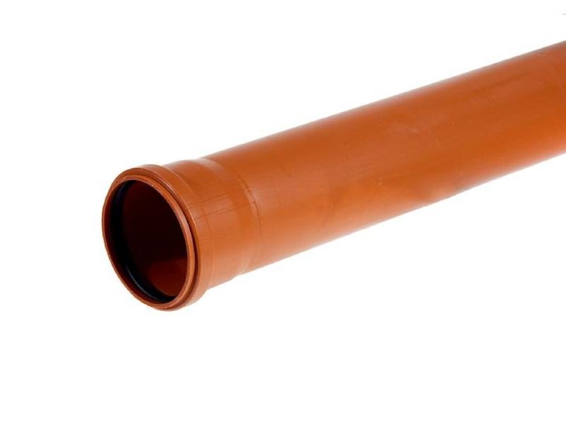 Труба НПВХ SN 160х4,0х2000