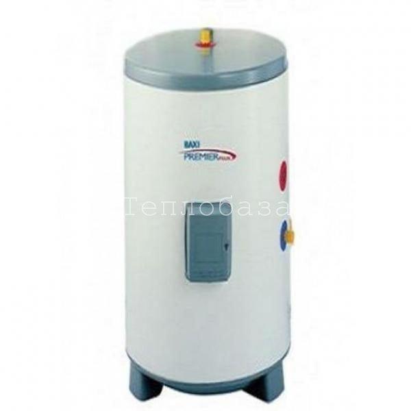 Бойлер косвенного нагрева Baxi PREMIER PLUS 200 литров - фото