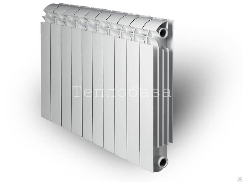 Радиатор Global VOX-R 500/95 10 секции - фото