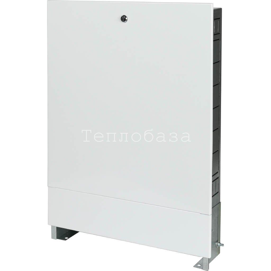 Шкаф распределительный встроенный 4-5 выходов (ШРВ-1) 670х125х496 - фото