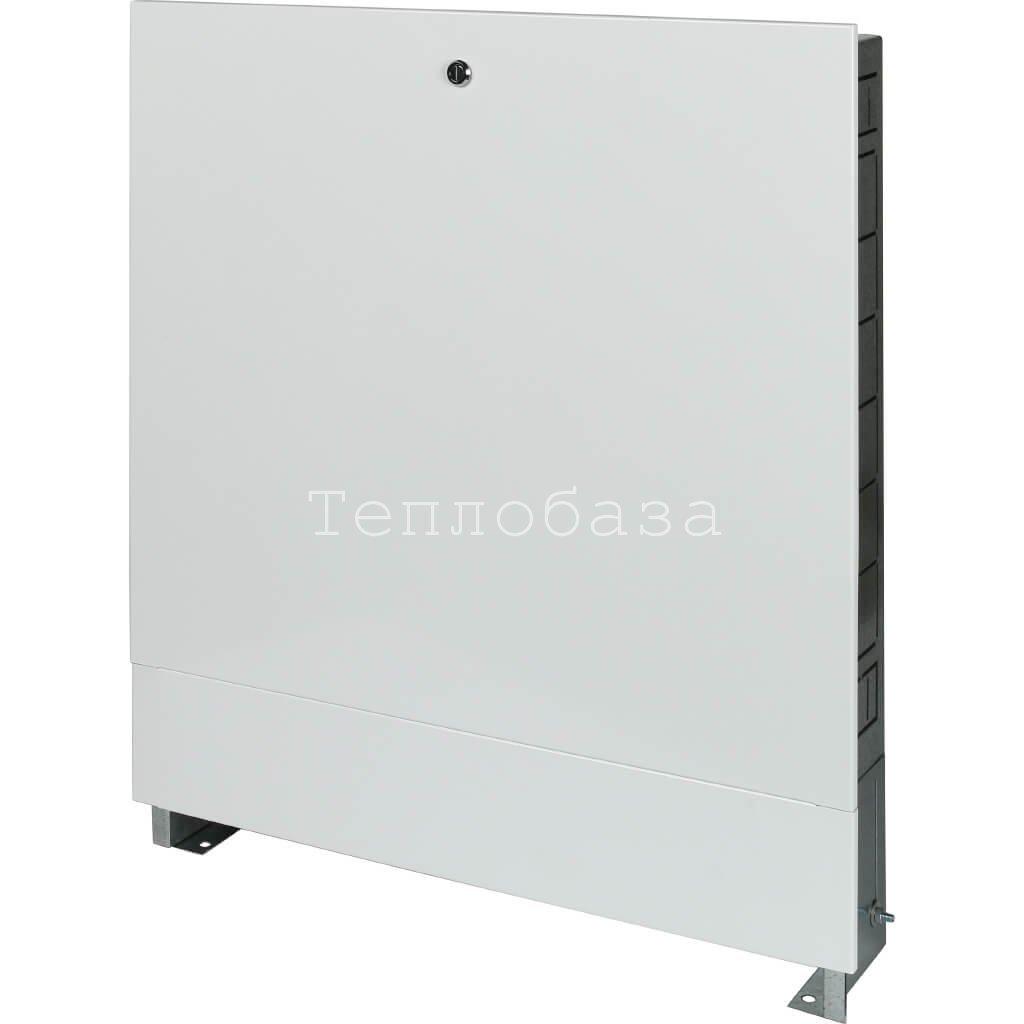 Шкаф распределительный встроенный 6-7 выходов (ШРВ-2) 670х125х596 - фото