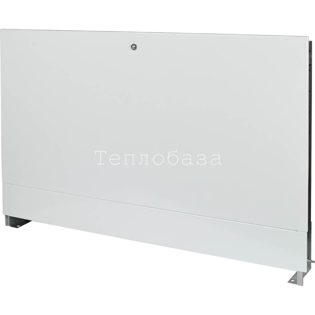 Шкаф распределительный встроенный 17-18 выходов (ШРВ-6) 670х125х1196 - фото