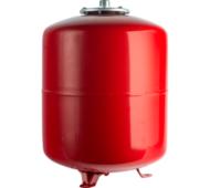 Бак расширительный красный напольный 80 литров артикул STH-0006-000080