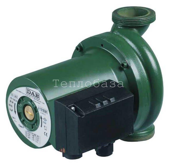 Циркуляционный насос с мокрым ротором для систем отопления DAB A 110/180 XM - фото