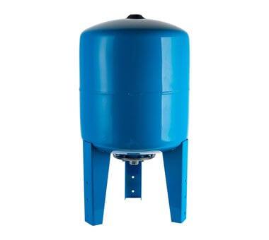 Гидропневмобак 100 литров вертикальный - фото