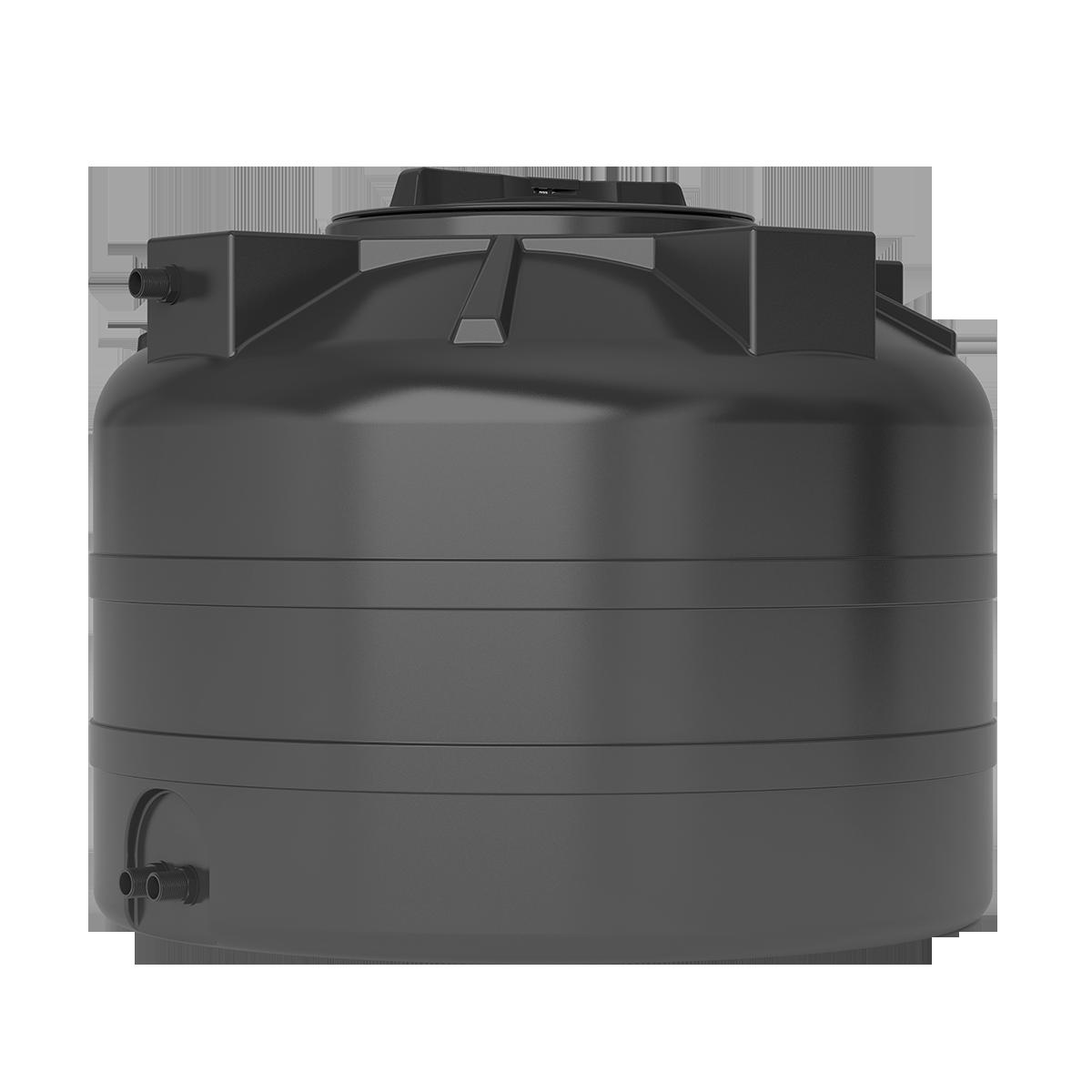 Бак для воды черный ATV 200 с поплавком