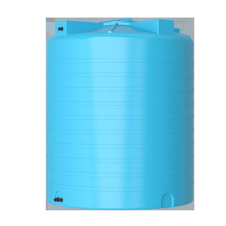 Бак для воды синий ATV 3000 - фото