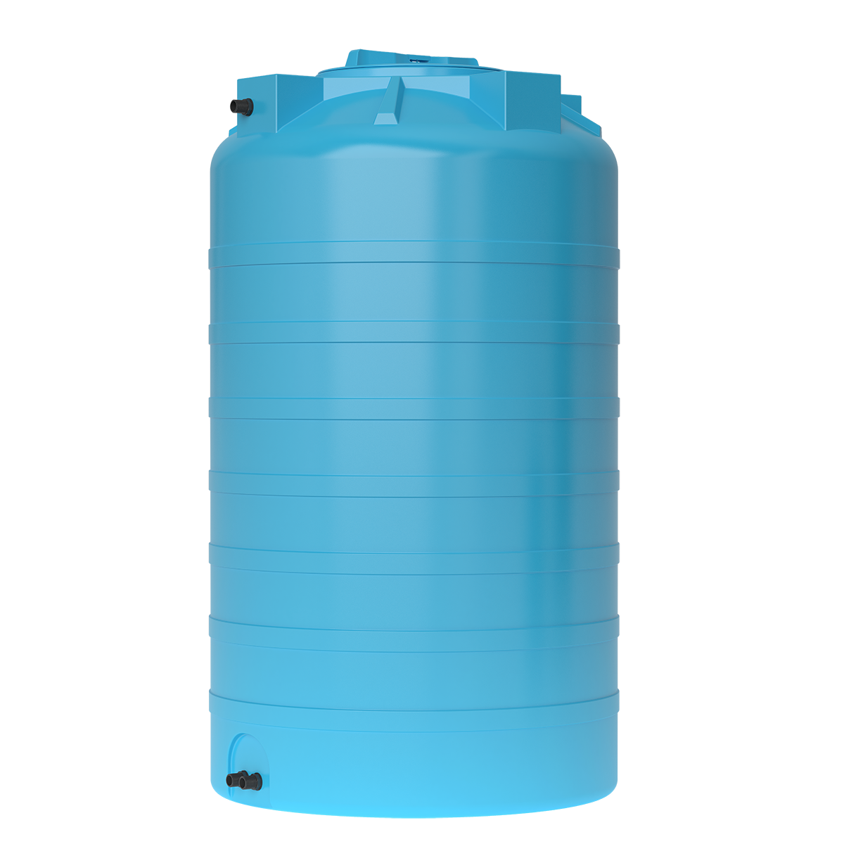 Бак для воды синий ATV 500 с поплавком