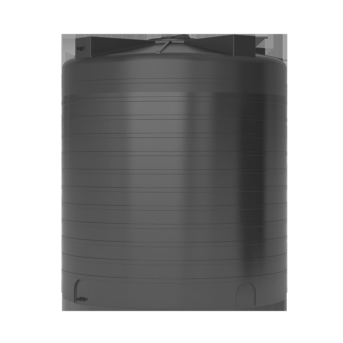 Бак для воды черный ATV 5000