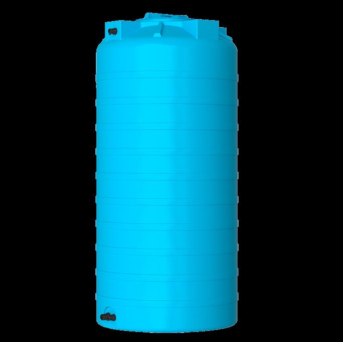 Бак для воды синий ATV 750 с поплавком