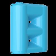 Бак для воды прямоугольный синий Combi 2000 BW с поплавком