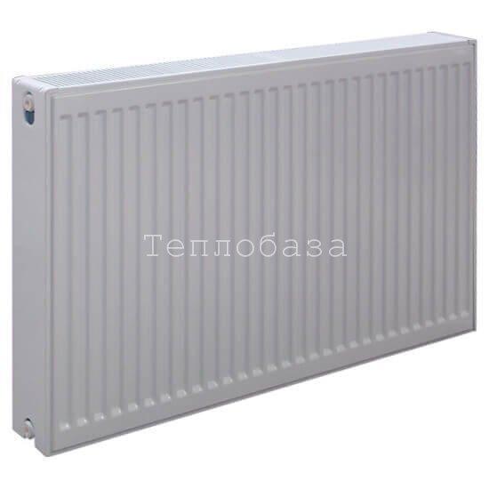 Радиатор стальной панельный ROMMER — 22x500x1000 боковое подключение - фото