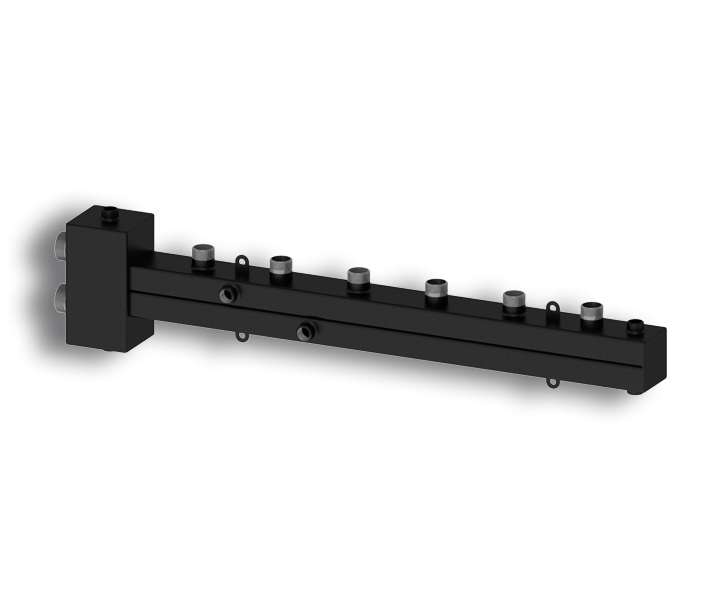 Гидравлический разделитель с коллектором Север-T3 - фото