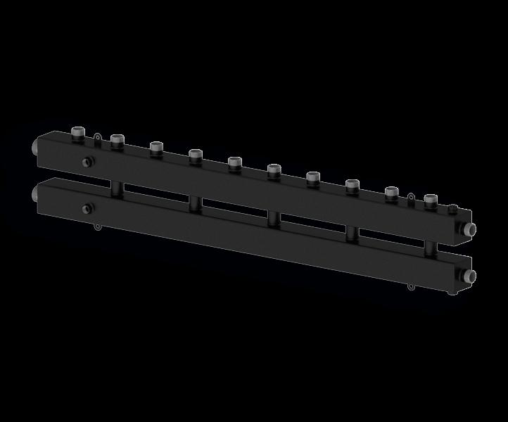 Коллектор двойной СЕВЕР-КМ6 - фото