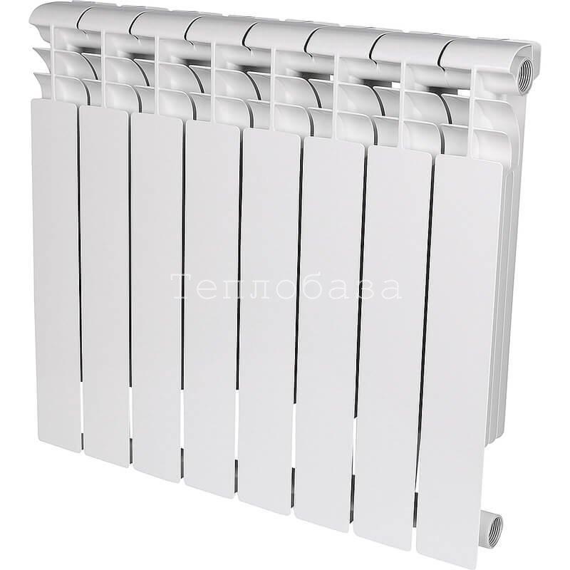 Радиатор ROMMER AL Optima 500 6 секции - фото