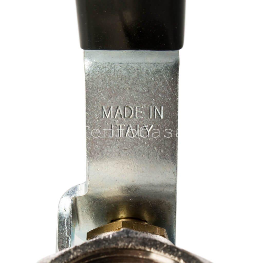 Кран шаровой полнопроходной, ВР/ВР, ручка рычаг 1