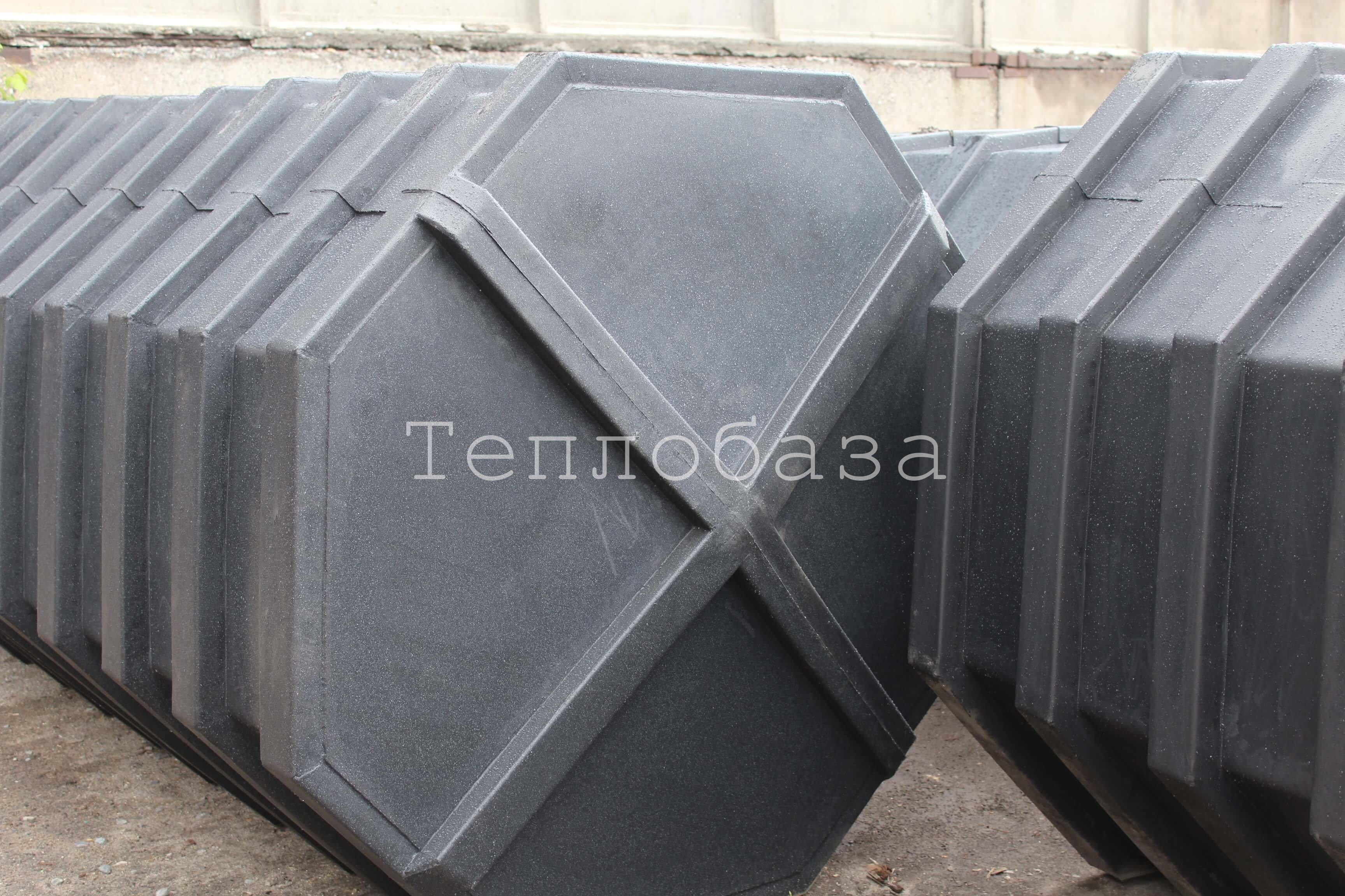 пластиковый септик 3 и 5 кубов