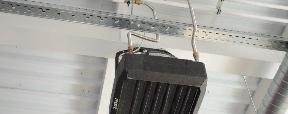 тепловентилятор греерс на отоплении