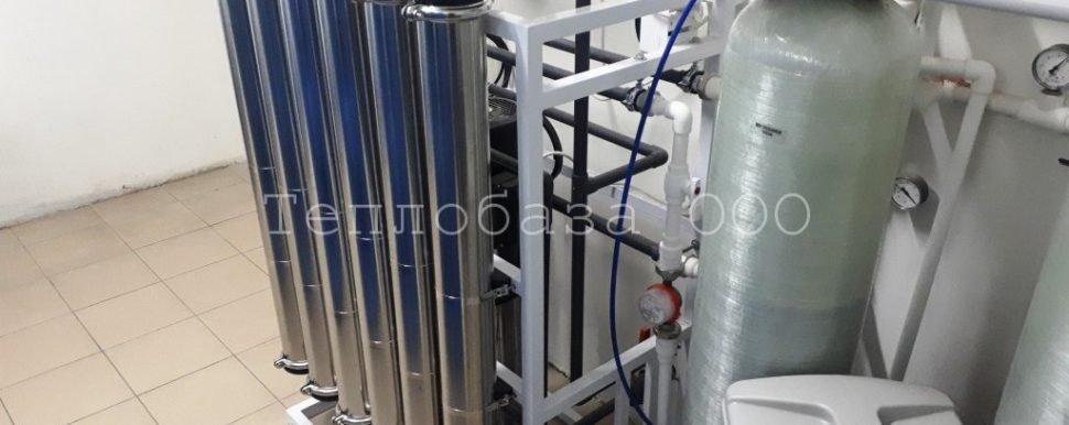 мембраны обратного осмоса в системе фильтрации
