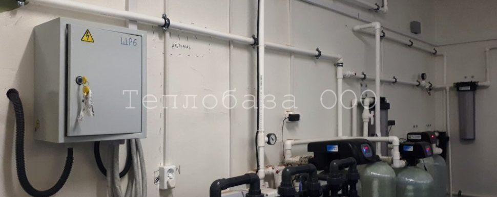 разводка труб водоснабжения для систем фильтрации