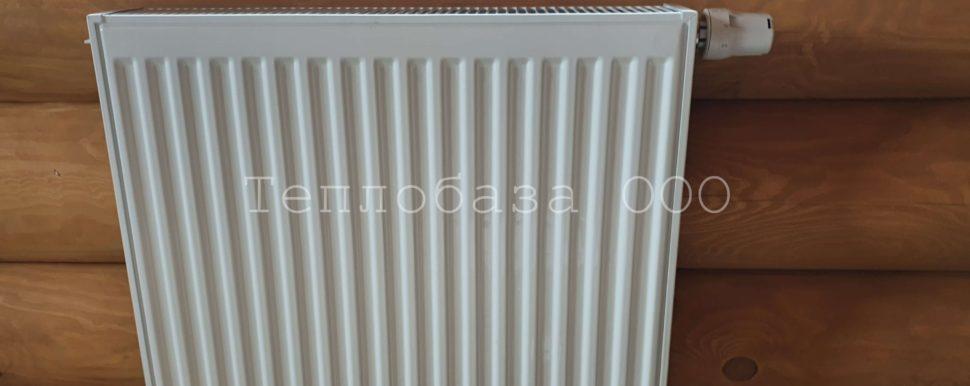 стальные панельные радиаторы отопления