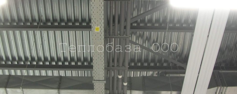 полипропиленовые трубы в теплоизоляции