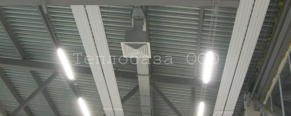 водяные инфракрасные панели для отопления