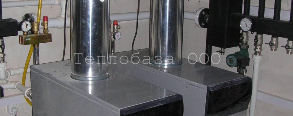 газовые котлы с регуляторами тяги