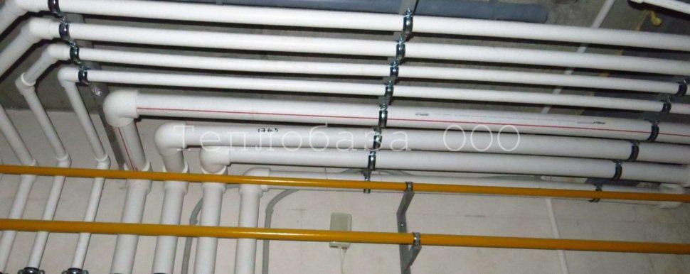 полипропиленовые трубы на отоплении