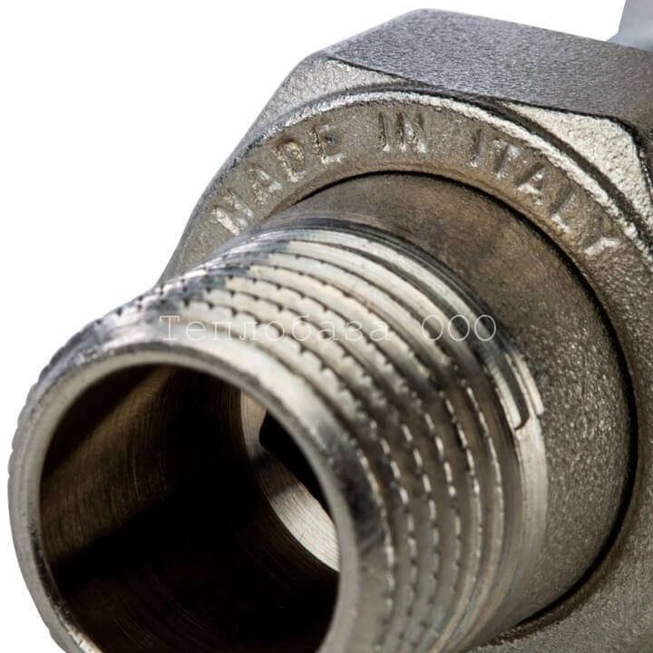 Вентиль термостатический  прямой  1/2 STOUT