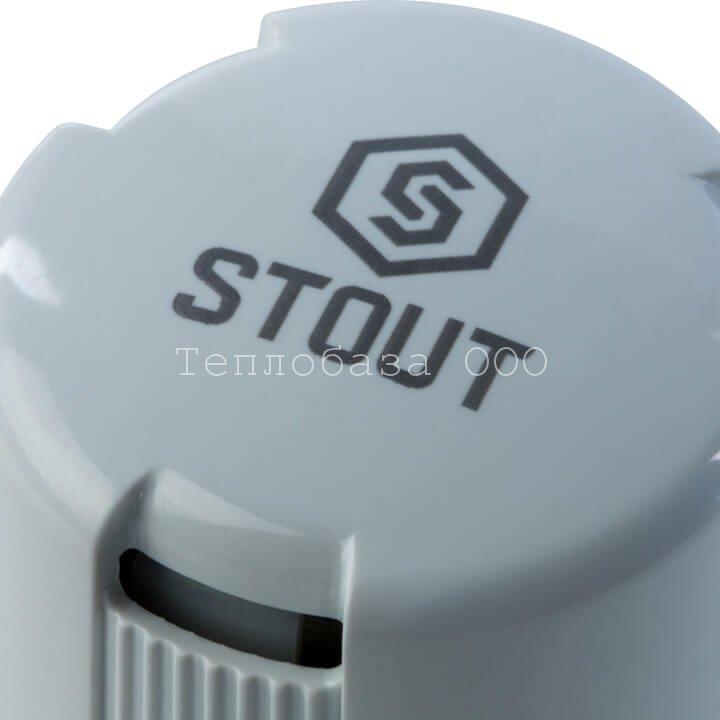 Головка термостатическая, жидкостная М30х1,5 STOUT