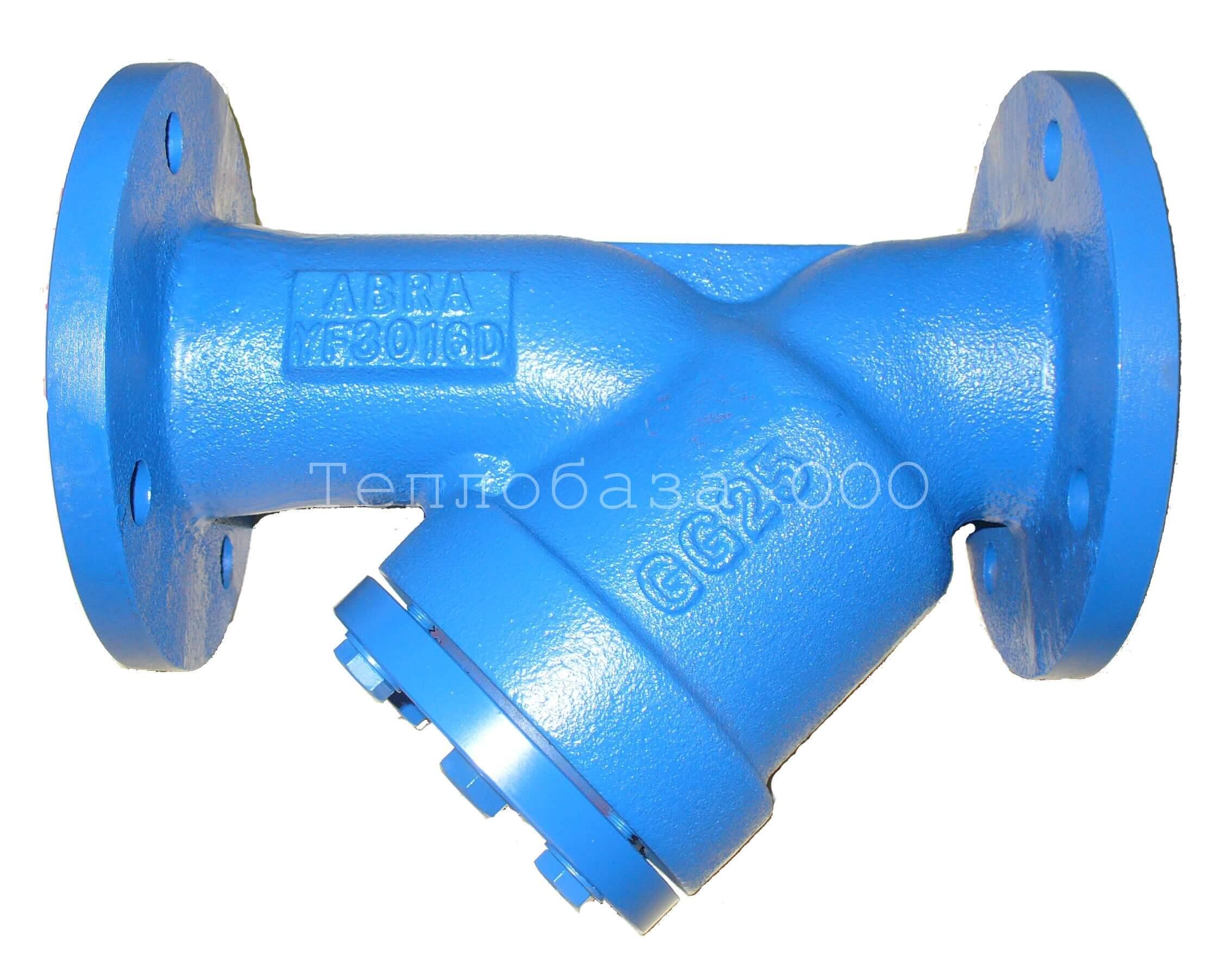Фильтр магнитный фланцевый ФМФ Ду 100 ABRA
