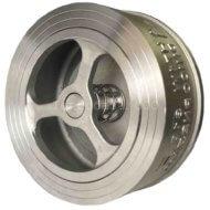 Клапан обратный нержавеющий межфланцевый DN 100 тип ABRA-D71