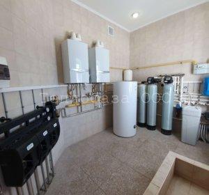 система водоподготовки в котельной