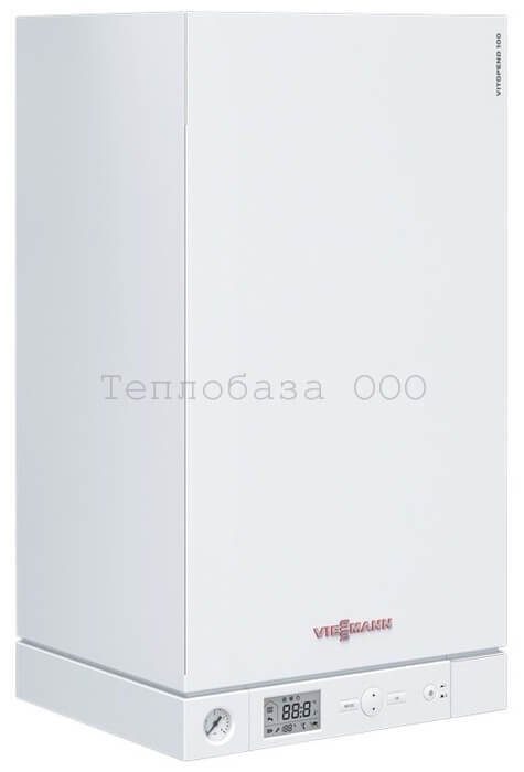 Настенный газовый котел Viessmann Vitopend 100-W A1HB003 34 кВт одноконтурный